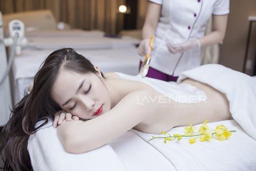 Cac phuong phap tam trang tai Lavender co bao mon da khong