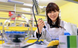 Tiêm trắng nhau thai hươu được sản xuất tại Nhật Bản
