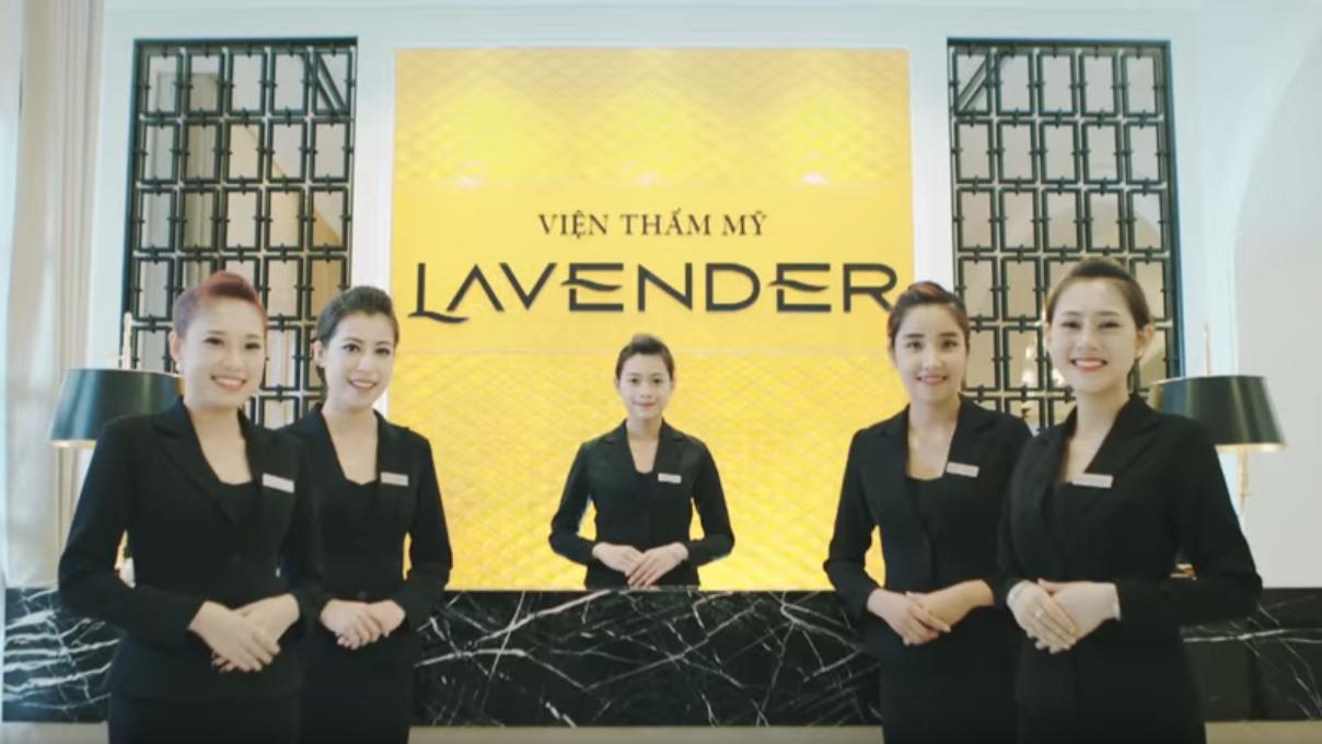 Viện thẩm mỹ Lavender – Đẳng cấp hàng đầu VN