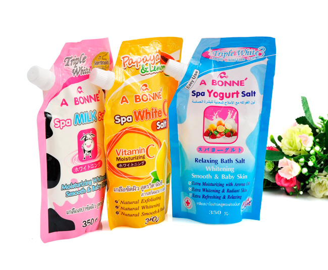 Top 11 sản phẩm muối tắm trắng da đang làm mưa làm gió trên thị trường hiện nay