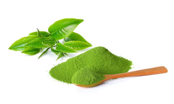 Tự học các công thức tắm trắng từ bột trà xanh tại nhà
