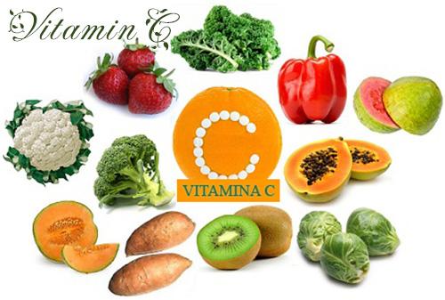 Kiến thức về tắm trắng với các vitamin C – E – B – PP