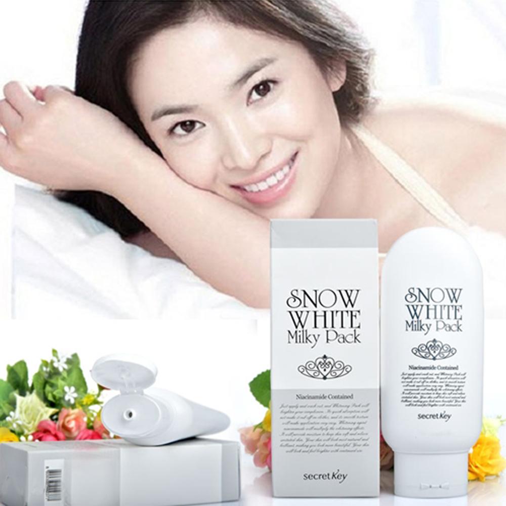 Các sản phẩm làm trắng da đến từ Hàn Quốc đang rất hot