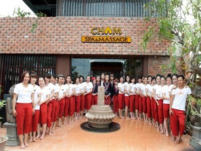 Cham spa & massage – địa chỉ tắm trắng uy tín ở đà nẵng với bí quyết tắm lá thuốc người Dao đỏ