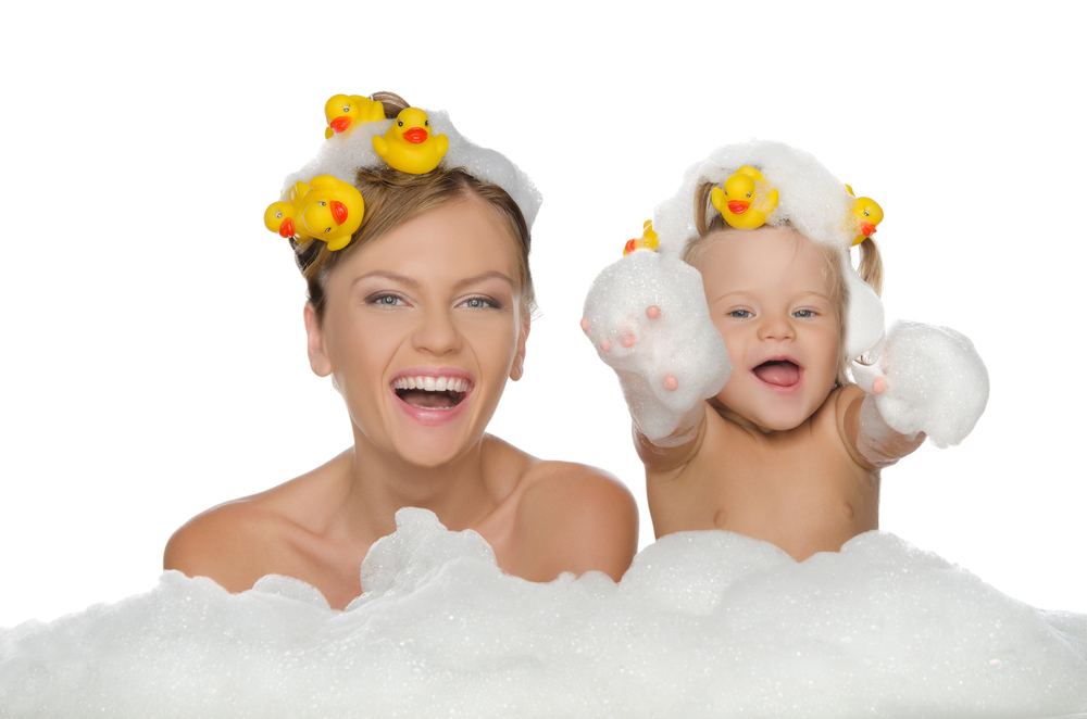 Tắm trắng an toàn cho mẹ sau sinh