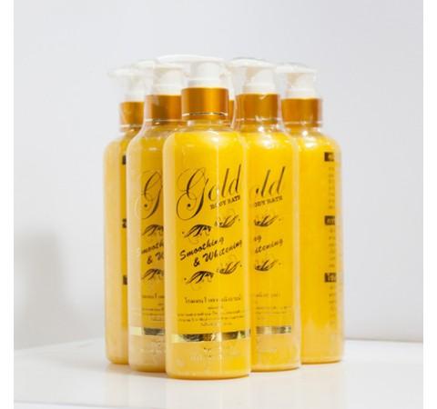 gold hương set 5in1 trà xanh white body