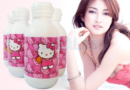 Sữa non tắm trắng Hello Kitty có tốt không?